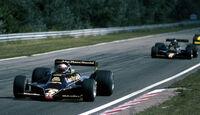 Andretti Peterson 1978 GP Holland