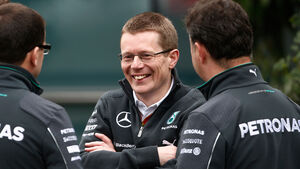 Andy Cowell - Mercedes - Formel 1 2014