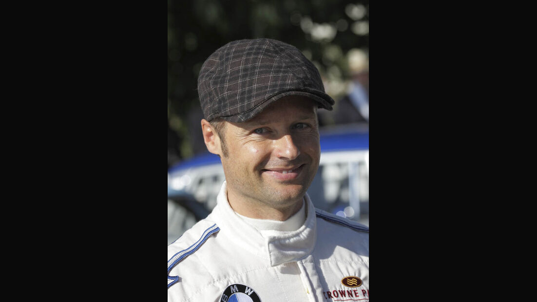 Andy Prilaux Goodwod Revival 2011