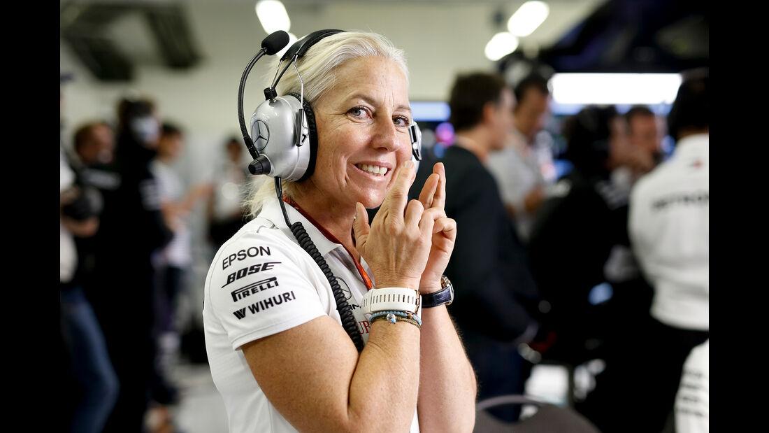Angela Cullen - Formel 1 - GP Mexiko 2018