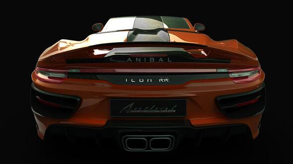 Anibal Icon RR