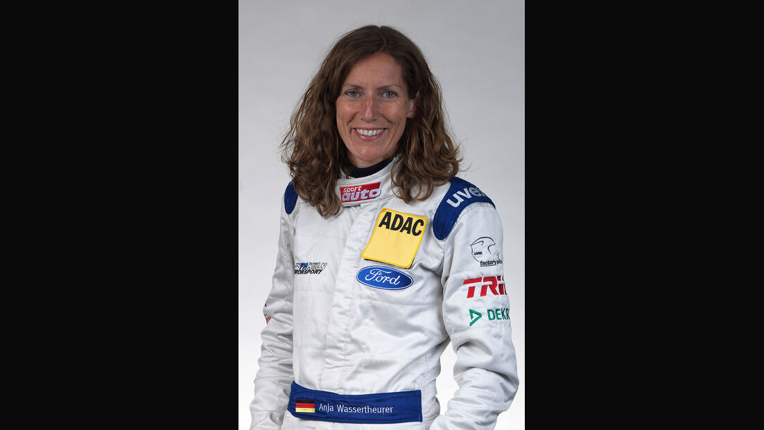 Anja Wassertheurer, FH Köln Motorsport Ford Focus RS VLN