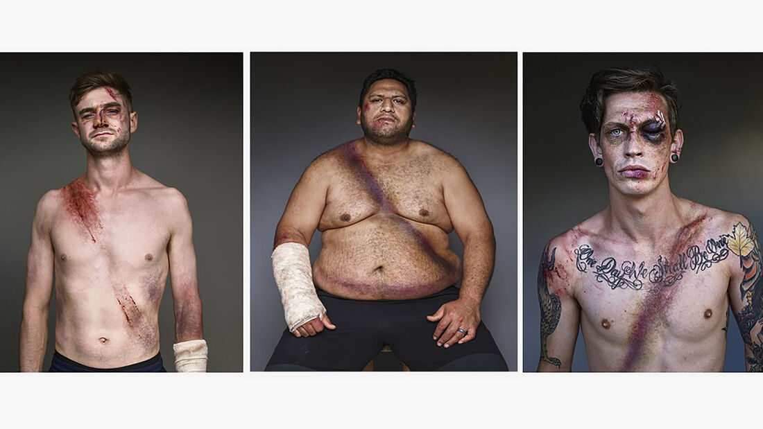 Anschnallen Kampagne Neuseeland