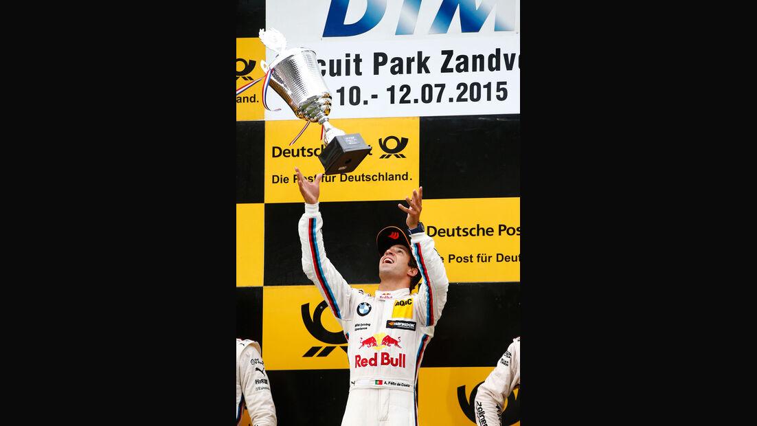 António Félix da Costa - BMW - DTM - Zandvoort - 2. Rennen - Sonntag - 12.7.2015
