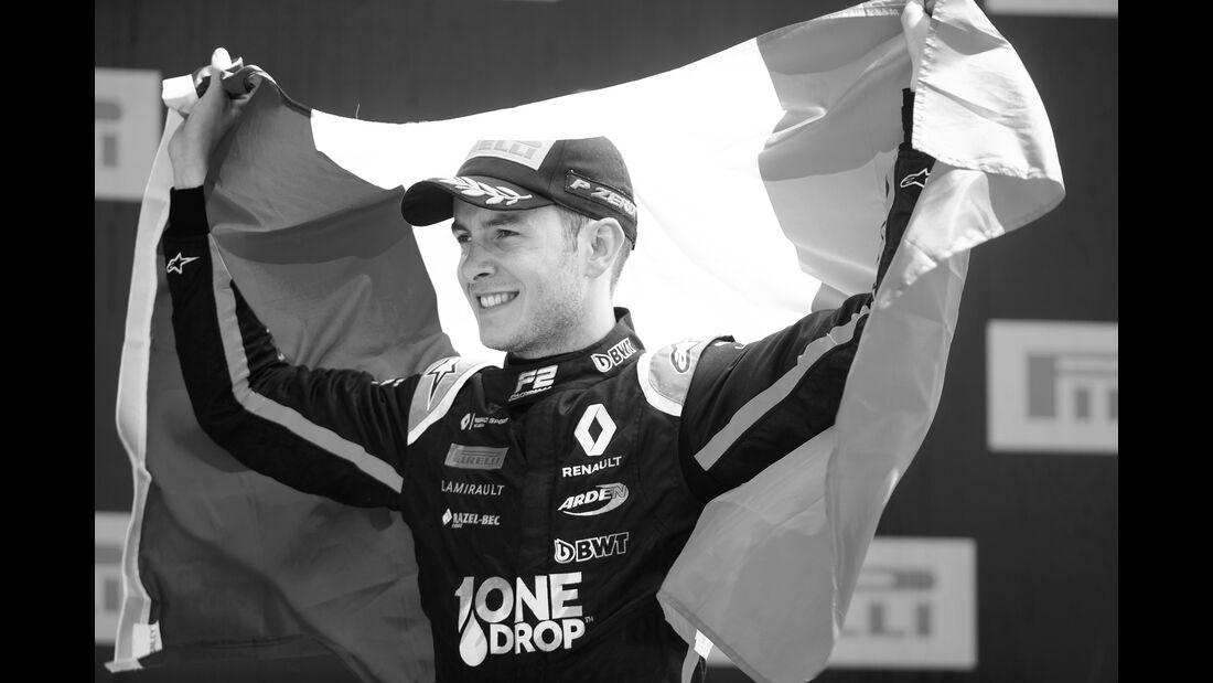 Anthoine Hubert - Formel 2