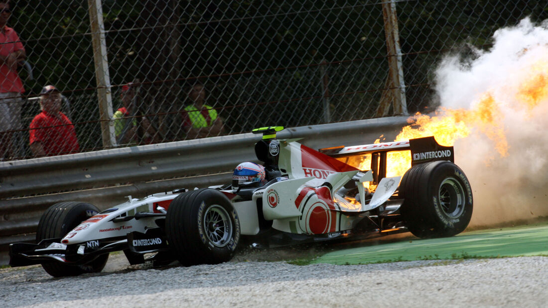 Anthony Davidson - Honda - GP Italien - Monza - 2006