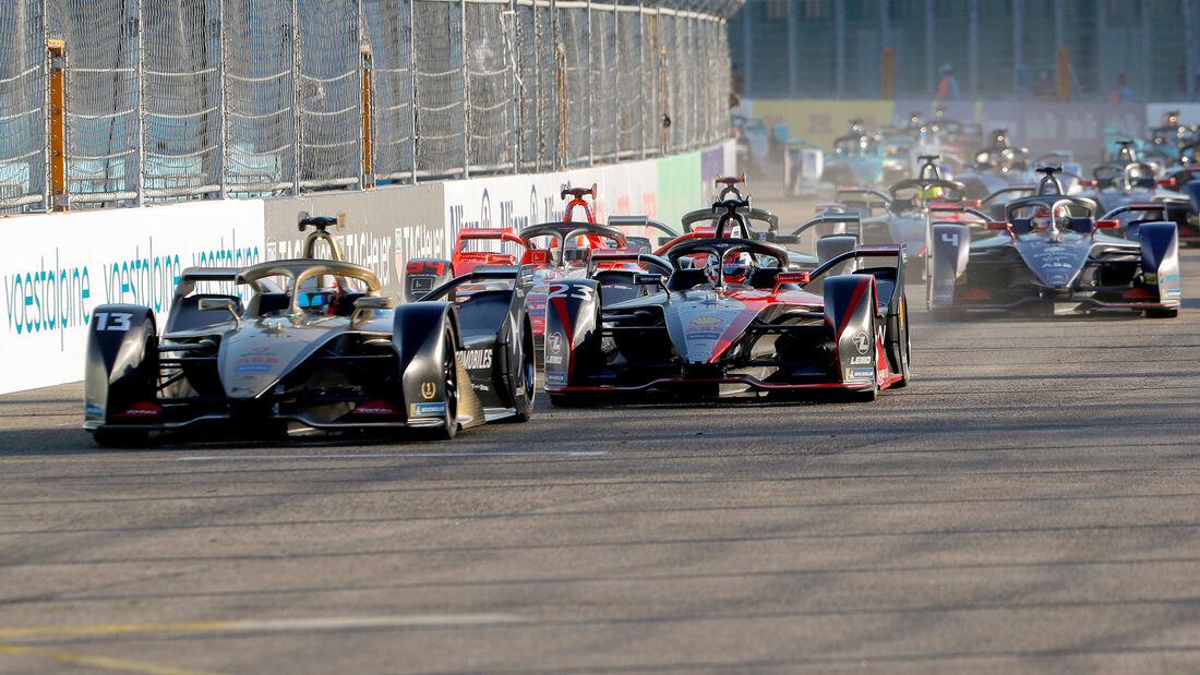 Antonio Felix Da Costa - Berlin - Formel E - 2020 - Rennen 2