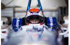 Antonio Felix da Costa - Andretti - Formel E Test - Donington - 2016