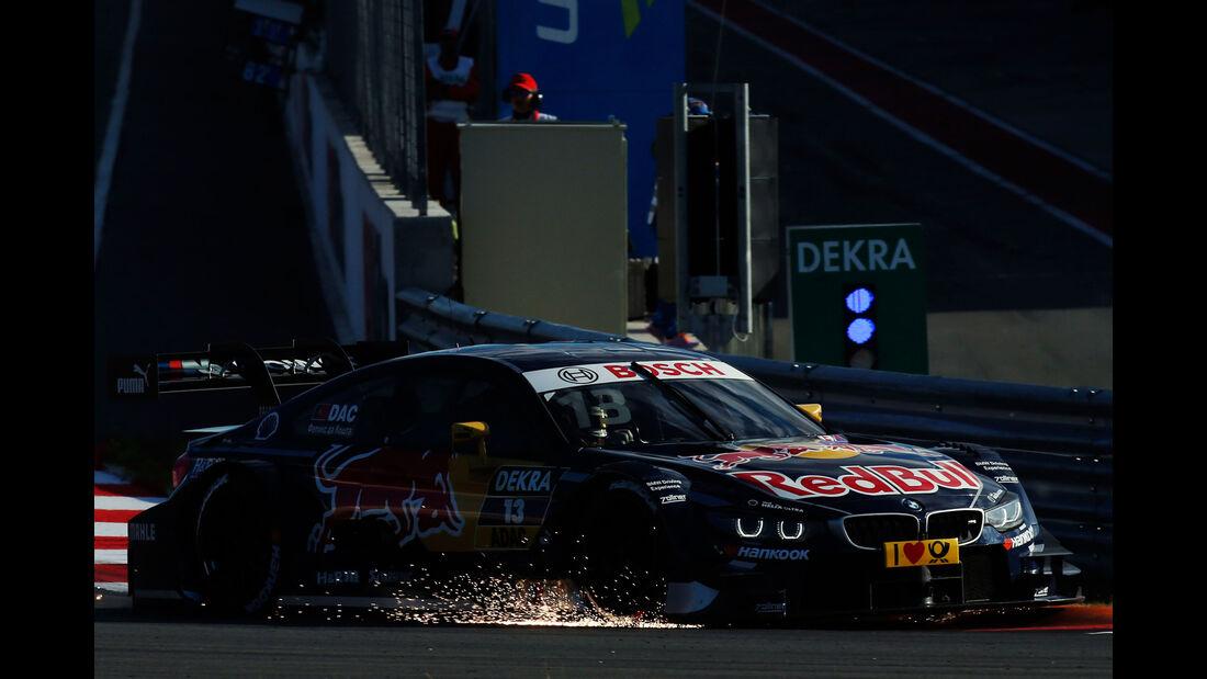 Antonio Felix da Costa - BMW - DTM - Moskau - 1. Rennen - Samstag - 29.08.2015