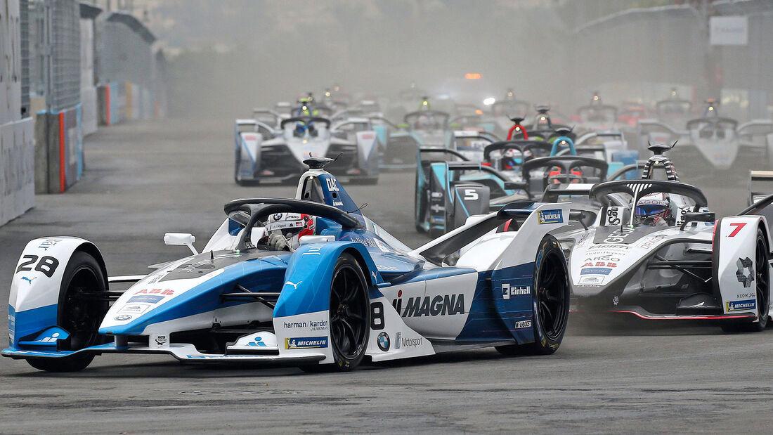 Antonio Felix da Costa - BMW - Formel E - Riad