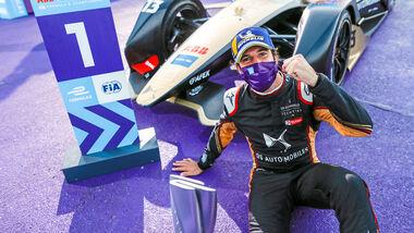Antonio Felix da Costa - Formel E - Berlin