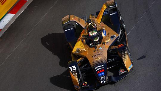 Antonio Felix da Costa - Formel E Monaco 2021
