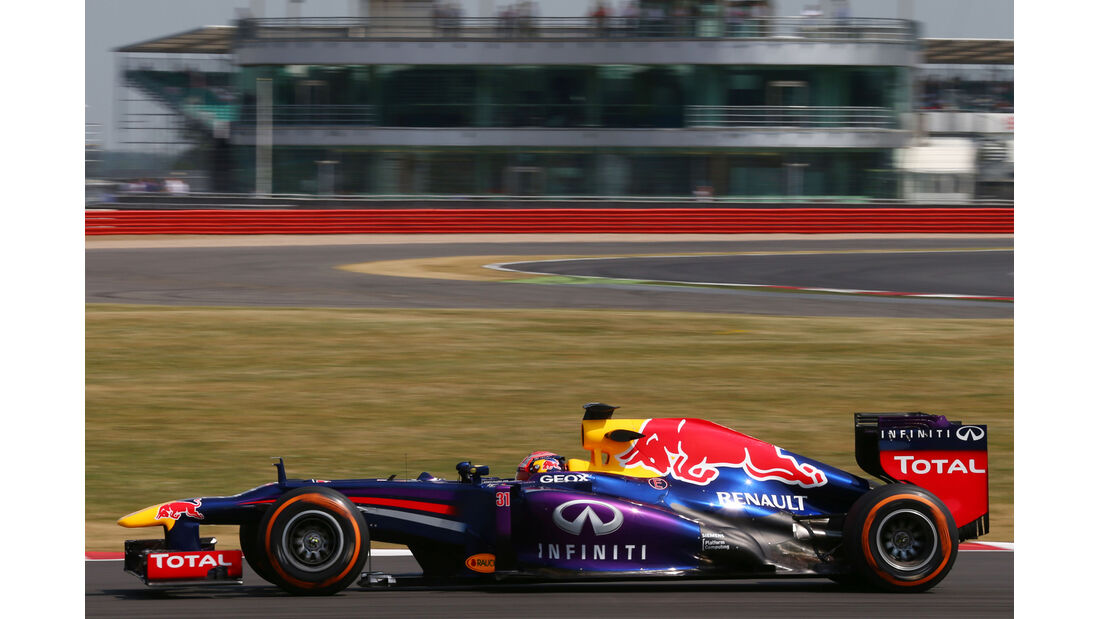 Antonio Felix da Costa - Red Bull - Young Driver Test - Silverstone - 17. Juli 2013