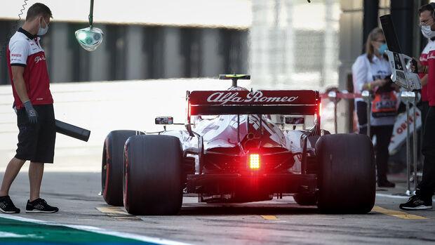 Antonio Giovinazzi - Alfa Romeo - F1 70 Jahre Grand Prix - Silverstone