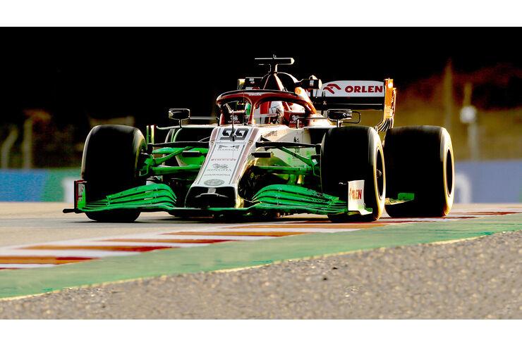 Formel 1 Test Live Ticker