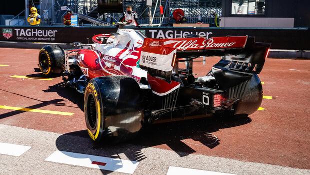 Antonio Giovinazzi - Alfa Romeo - Formel 1 - 2021