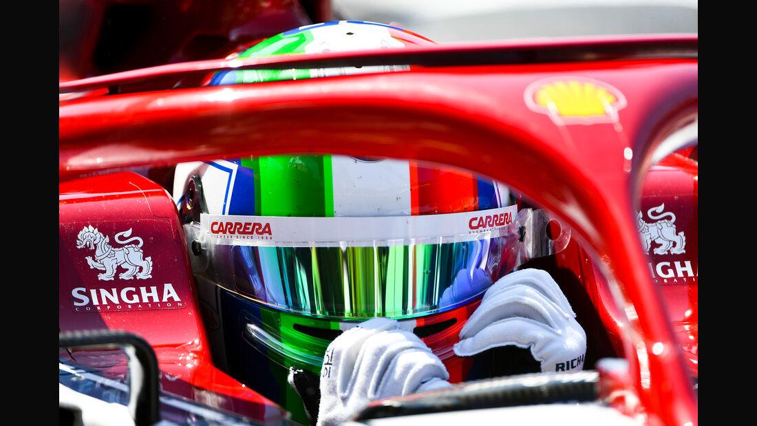 Antonio Giovinazzi - Alfa Romeo - Formel 1 - GP Deutschland - Hockenheim 2019