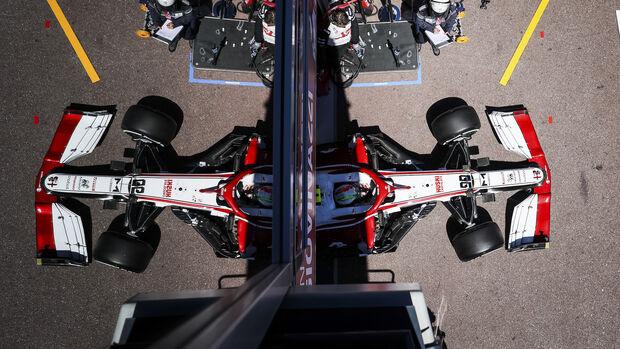 Antonio Giovinazzi - Alfa Romeo - Formel 1 - GP Monaco 2021