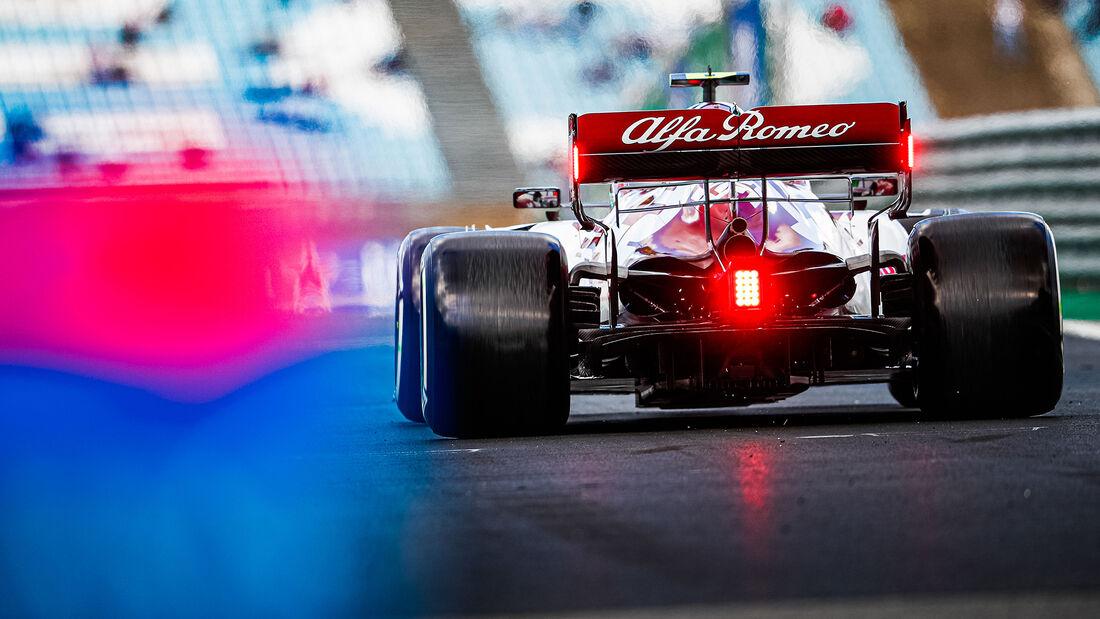 Antonio Giovinazzi - Alfa Romeo - Formel 1 - GP Portugal - Portimao - 24. Oktober 2020