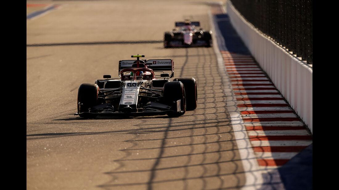 Antonio Giovinazzi - Alfa Romeo - GP Russland 2019 - Sotschi - Qualifying