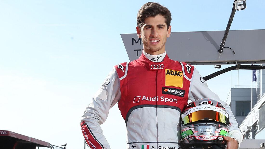 Antonio Giovinazzi - DTM - Audi - 2015
