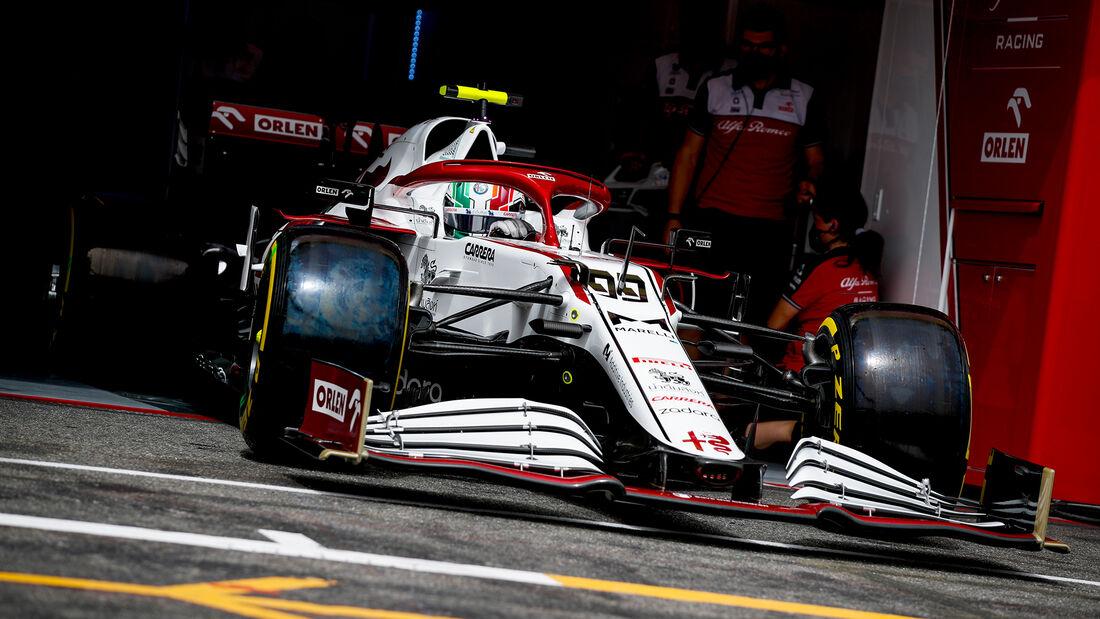 Antonio Giovinazzi - Formel 1 - GP Frankreich 2021