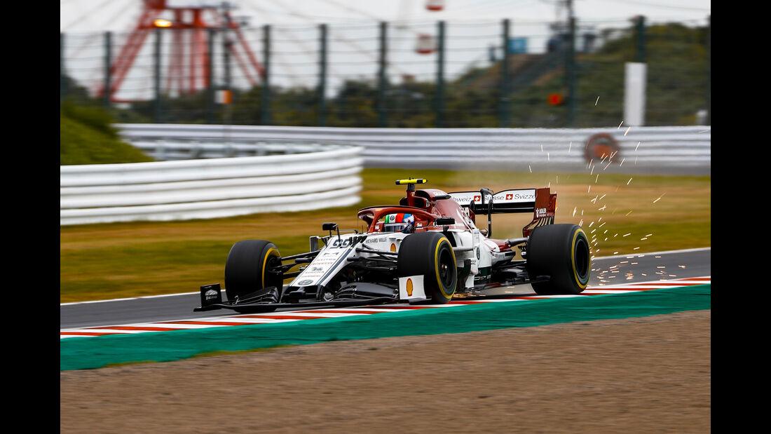 Antonio Giovinazzi - Formel 1  - GP Japan 2019