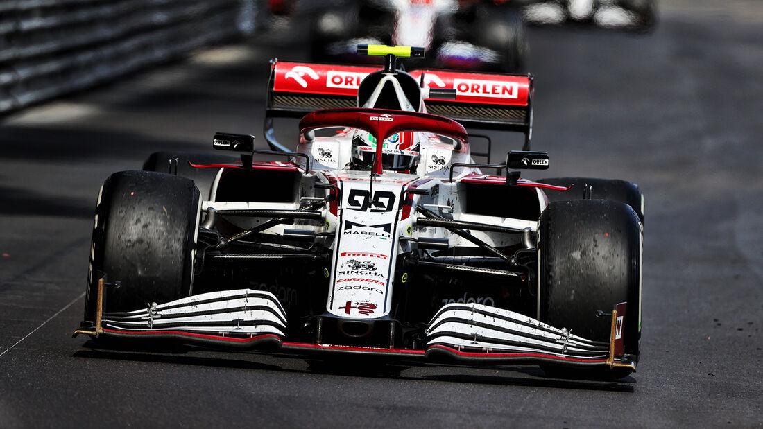 Antonio Giovinazzi - Formel 1 - GP Monaco 2021