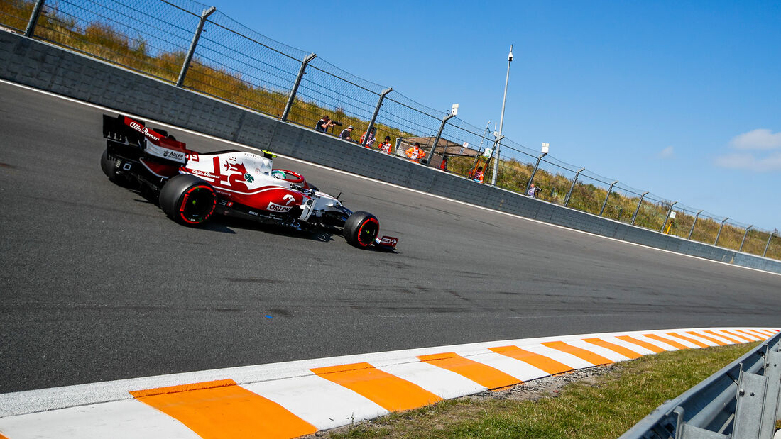Antonio Giovinazzi - Formel 1 - GP Niederlande - Zandvoort - 2021