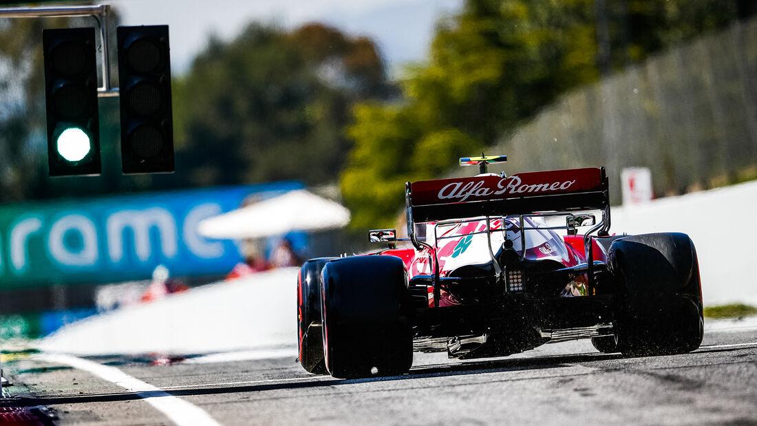 Antonio Giovinazzi - Formel 1 - GP Spanien 2021