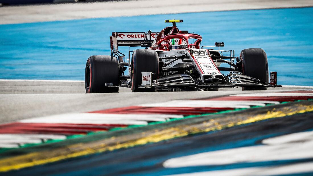 Antonio Giovinazzi - Formel 1 - GP Steiermark - Österreich - 2020