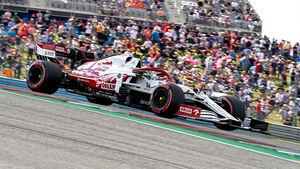 Antonio Giovinazzi - Formel 1 - GP USA 2021