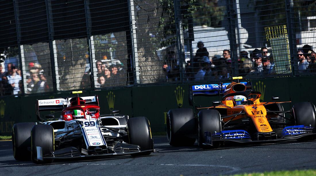 Antonio Giovinazzi - GP Australien 2019