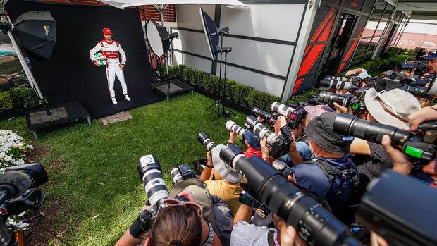 Antonio Giovinazzi - GP Australien 2020