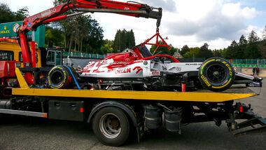 Antonio Giovinazzi - GP Belgien 2020