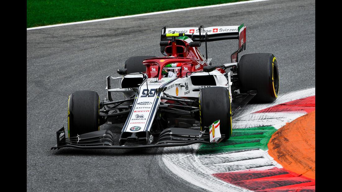 Antonio Giovinazzi - GP Italien 2019