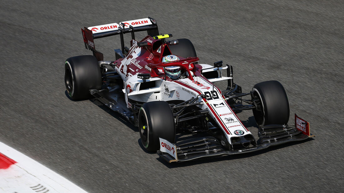 Antonio Giovinazzi - GP Italien 2020
