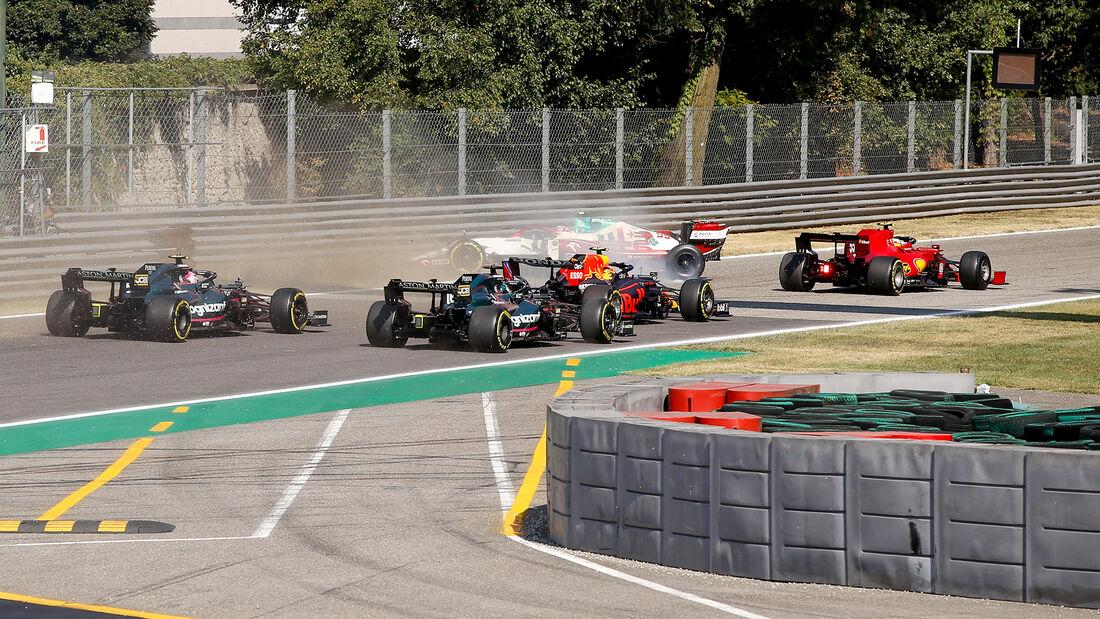 Antonio Giovinazzi - GP Italien - Monza - 2021