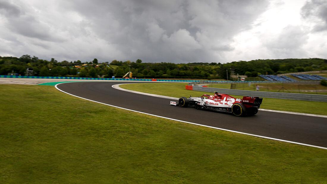 Antonio Giovinazzi - GP Ungarn 2020