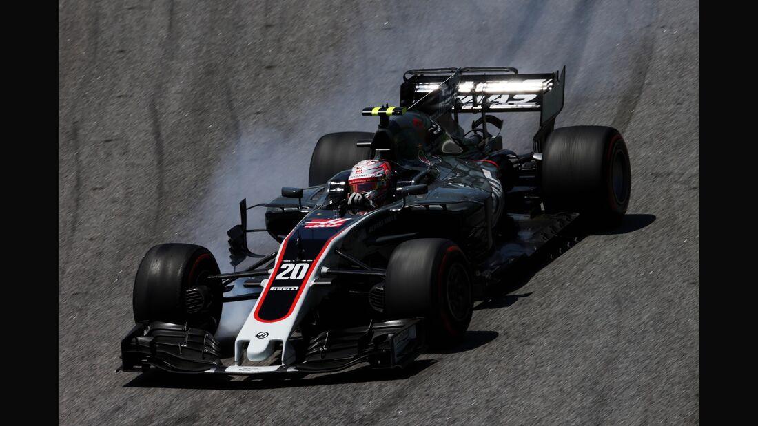 Antonio Giovinazzi - Haas - Formel 1 - GP Brasilien - 10. November 2017