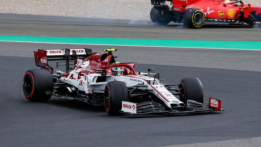 Antonio Giovinazzi - Nürburgring - Eifel Grand Prix - 2020