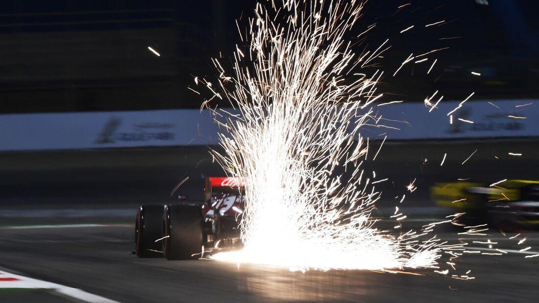 Antonio Giovinazzi - Sauber - Formel 1 - GP Bahrain - 30. März 2019