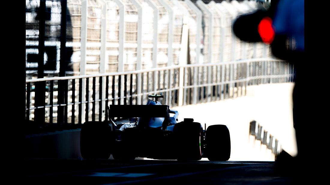 Antonio Giovinazzi - Sauber - GP Abu Dhabi - Formel 1 - 23. November 2018