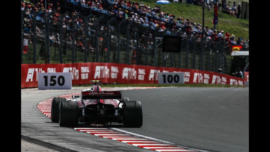 Antonio Giovinazzi - Sauber - GP Ungarn - Budapest - Formel 1 - 27.7.2018