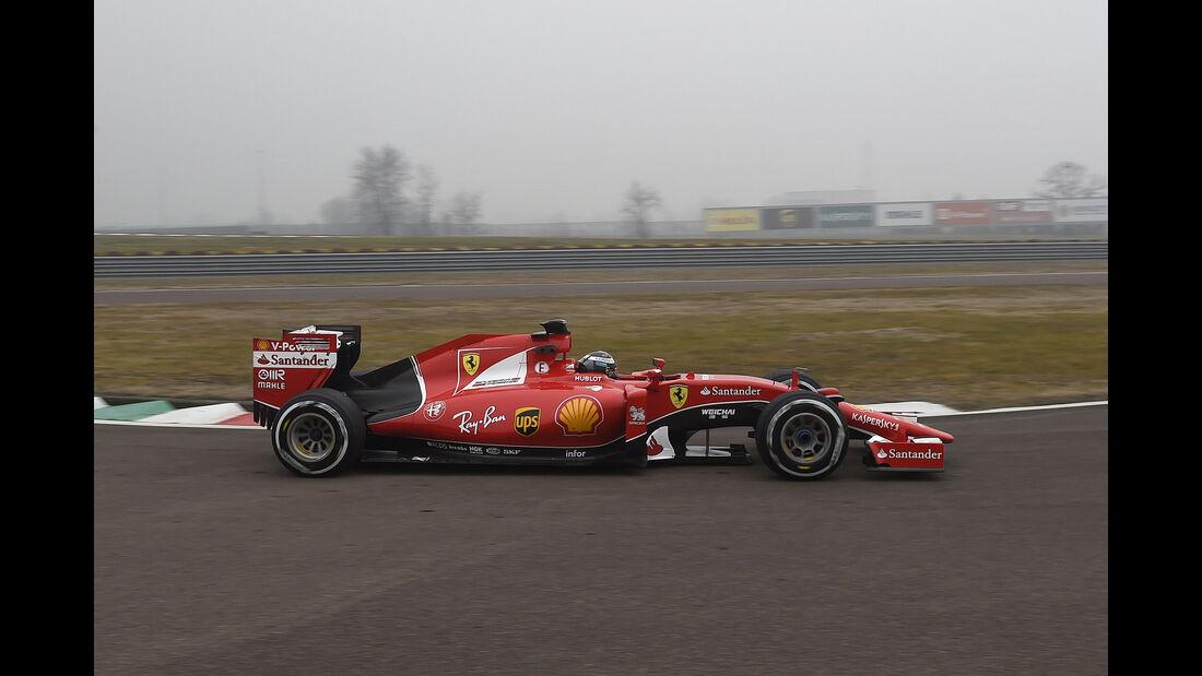 Antonio Giovinazzi - Scuderia Ferrari - Test - Fiorano - 2017