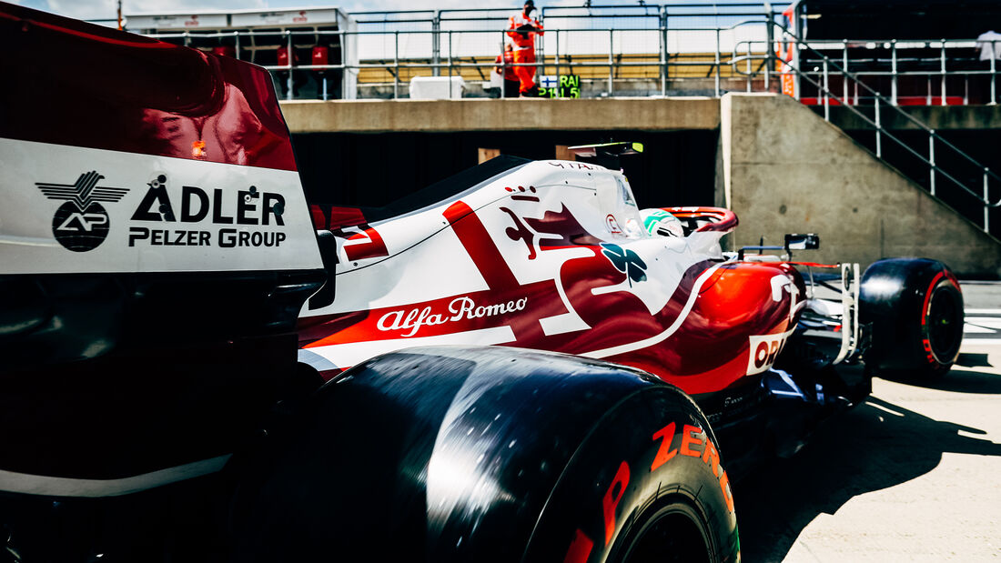 Antonio Giovinzazzi - Formel 1 - GP England 2021