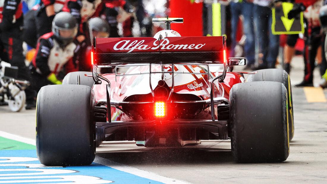 Antonio Giovonazzi - Formel 1 - GP Österreich 2021