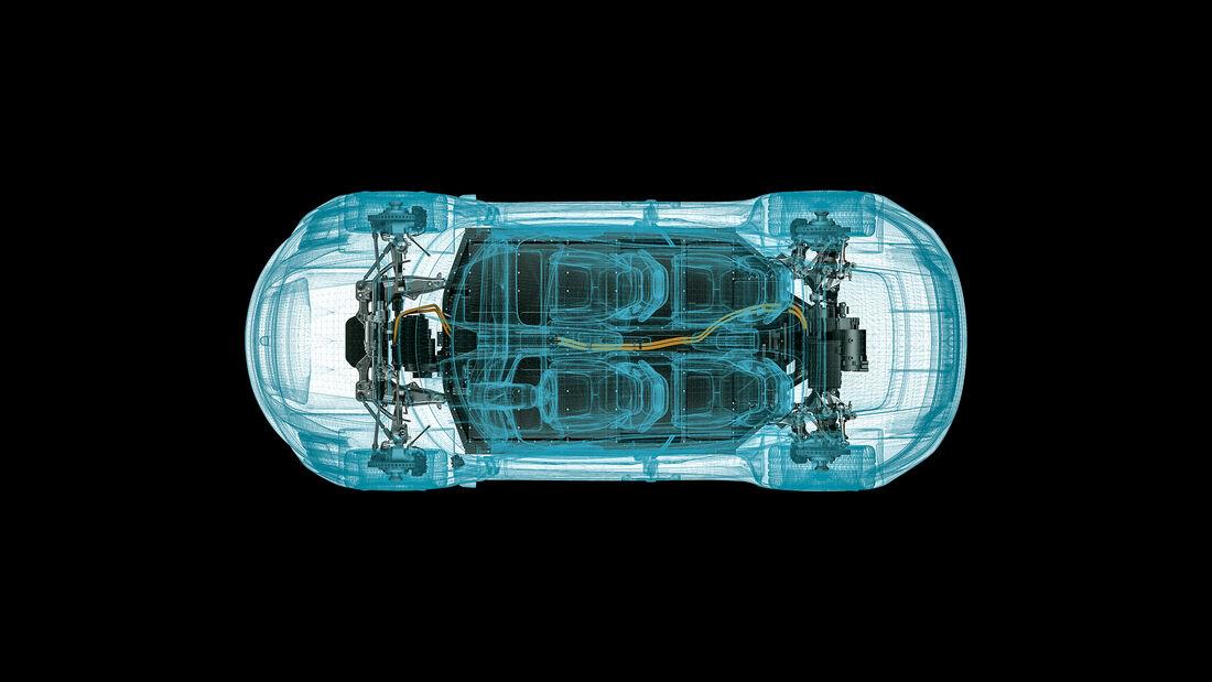Antriebssystem, Porsche