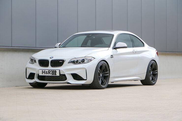 Anzeige H&R BMW M2