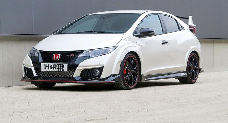 Anzeige, H&R Honda Civic Type R